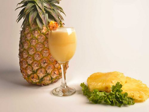 Colada de Piña receta colombiana